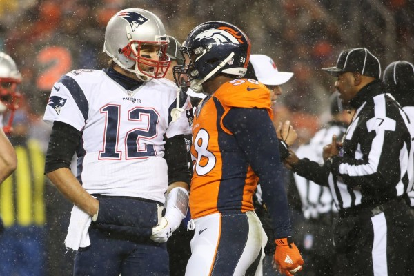 Previewing the Patriots game plan Vs the Broncos: (Photo By: Chris Humphreys-USA TODAY Sports)