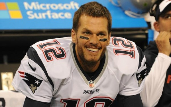 Brady and the Pats work out a new deal. (Photo By: Thomas J. Russo-USA TODAY Sports)