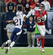 Patriots add WR Nate Washington to the team. (Photo From The Boston Globe.)