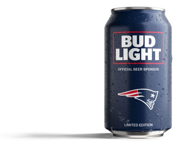 Bud Light Patriots Can