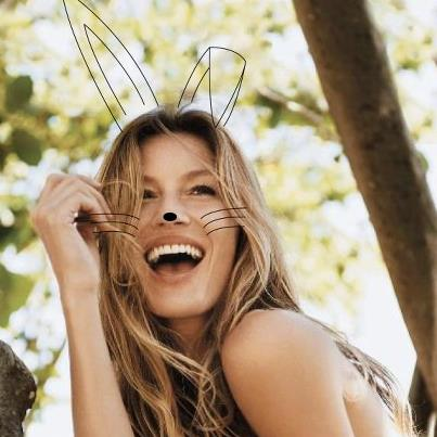 Tom Brady's Super Model Wife wishes you all a Happy Easter ...