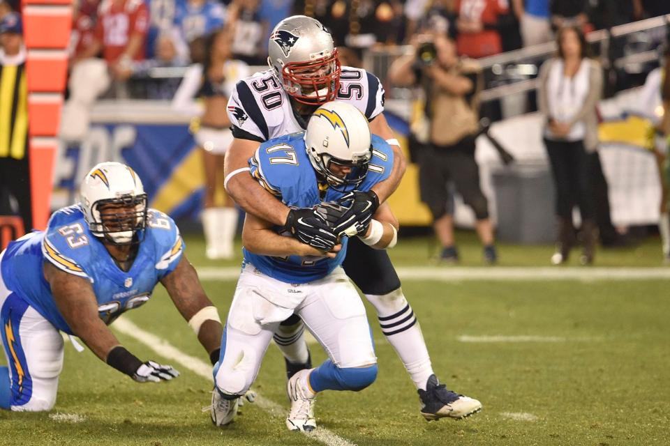 Patriots Defense boomed loud as Chargers Offense had No ...